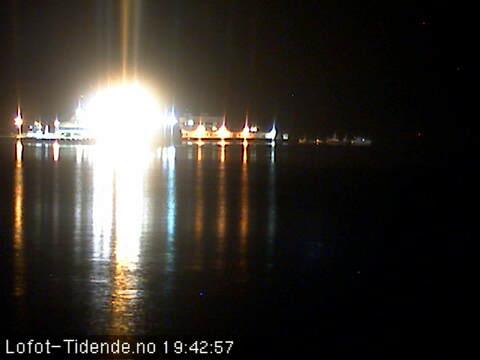 Moskenes webcam - Port of Moskenes webcam, Nordland, Lofoten
